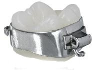 LOWER WITH CLEAT 2nd Molar .018