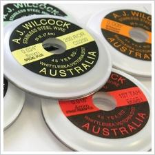 Australian Wire Regular .020 Spool (7,62m) qty. 1
